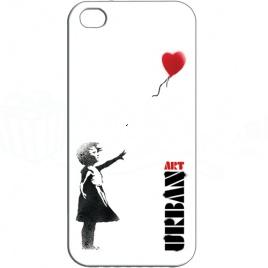 Obaly na iPhone 5 (Banksy balón)