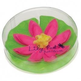 Kúpeľové konfety - Červený kvietok
