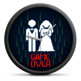 Svadobné hodiny - Game over