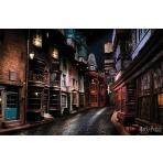 Harry Potter - plagát Šikmá ulička