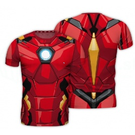 Marvel Avengers - tričko Iron Man - XL
