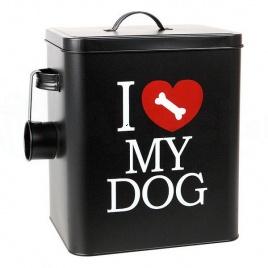 Nádoba na psie granule