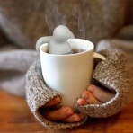 Čajové sitko Mr. Tea