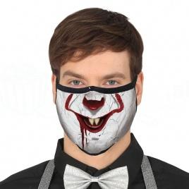 Rúško na tvár - Clown