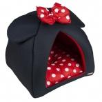 Mickey Mouse - domček Minnie pre psíka alebo mačku