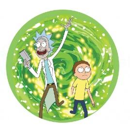 Rick and Morty - podložka pod myš