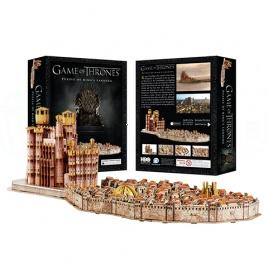 Game of Thrones - 3D Puzzle Kráľov prístav