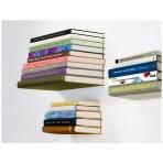 Neviditeľná polička na knihy