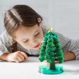 Magický vianočný stromček