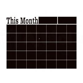 Samolepiaci kalendár