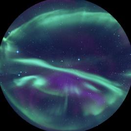 Kazeta pre Planetárium Homestar - Aurora + Taiga