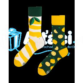 Veselé ponožky - Citróny S
