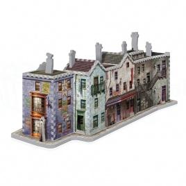 Harry Potter - 3D puzzle Šikmá ulička
