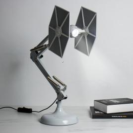 Star Wars - Stolná lampa -Tie Fighter