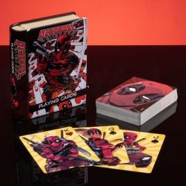 Deadpool - hracie karty