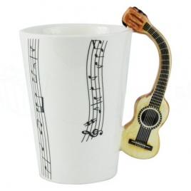 Hudobný hrnček - klasická gitara