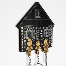 Chalúpka na kľúče - Otec syn Mama
