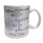 Star Trek - hrnček Enterprise