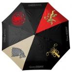 Game of Thrones - dáždnik s erbami rodov