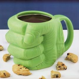 Hrnček - Hulkova päsť
