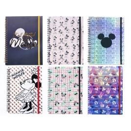Mickey Mouse - poznámkový zošit