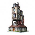 Harry Potter - 3D puzzle Brloh (Dom rodiny Weasleyovcov)
