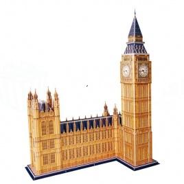 3D puzzle - Big Ben (Veľké)
