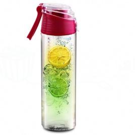 Fresh EKO fľaša s filtrom XL (purpurová)