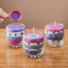 Sada na výrobu sviečok