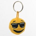 Emoji kľúčenka - cool