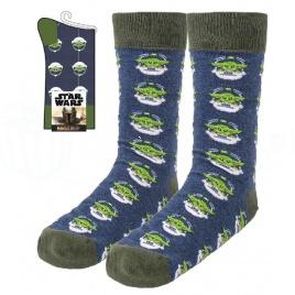 Mandalorian - ponožky S/M