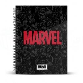 Marvel - poznámkový blok XL