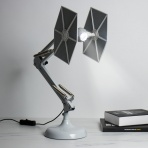 Star Wars - Stolná lampa -Tie Fighter