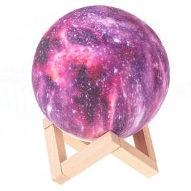3D lampa - hviezdy