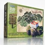 Puzzle 1500 - Mapa Slovenska