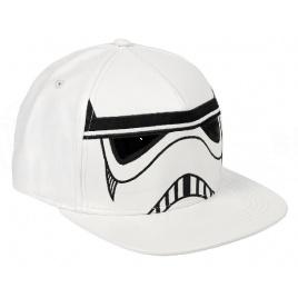 Star Wars - šiltovka Stormtrooper
