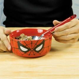 Spiderman raňajková sada