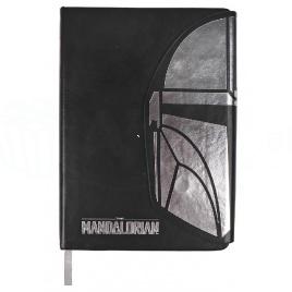 Mandalorian - poznámkový blok Mando