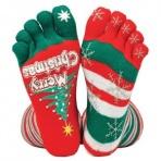 Vianočné ponožky - Vločka