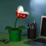 Super Mario - LED lampa Piraňa