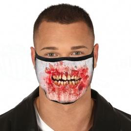 Rúško na tvár - Zombie