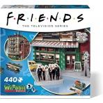 Priatelia - 3D puzzle Central Perk