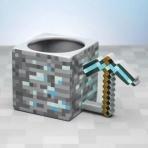 Minecraft - hrnček krompáč