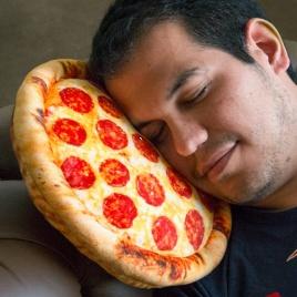Pizza vankúš 30cm