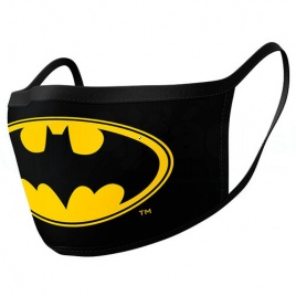 Rúško na tvár - Batman 2ks
