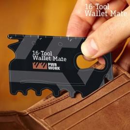 16 v 1 multi karta - pomocník do peňaženky