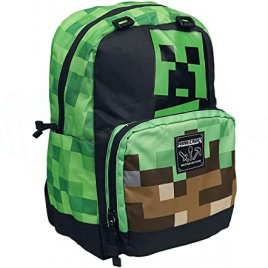 Minecraft - ruksak Creeper