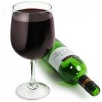 Gigantický pohár na víno