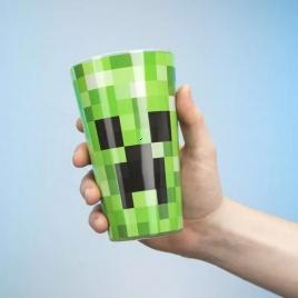 Minecraft - Pohár Creeper