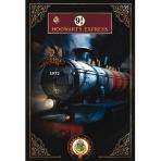 Harry Potter - plagát Rokfortský expres